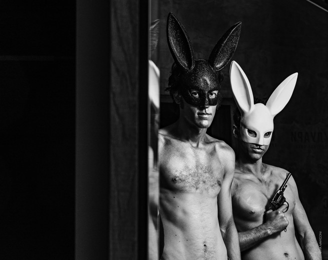THEATRE FOR TWO HARES-9