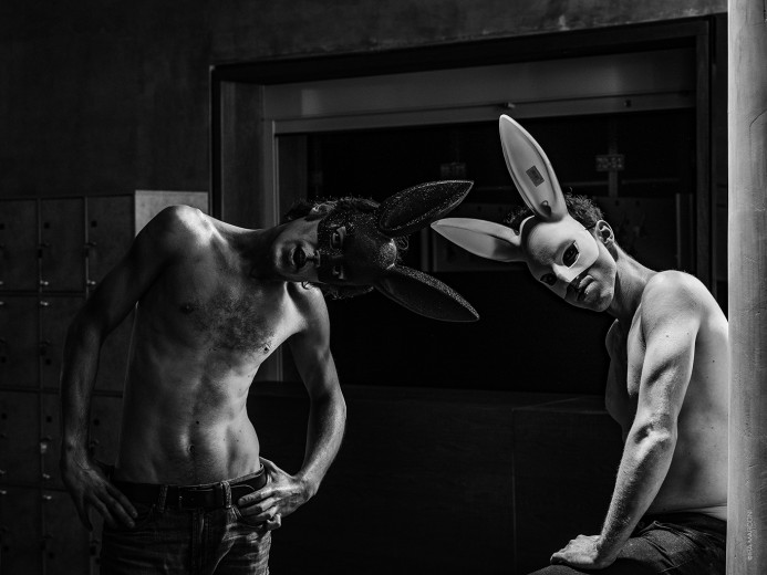 THEATRE FOR TWO HARES-11