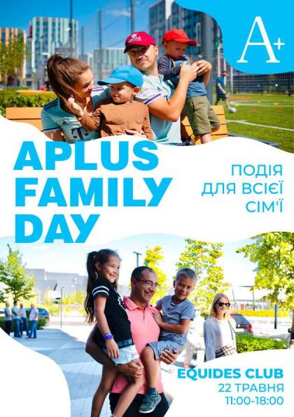 APLUS FAMILY DAY