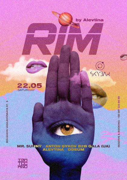 Skybar: RIM by Alevtina.