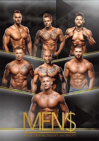 MALE EMPIRE NIGHT_OUT STRIPSHOW