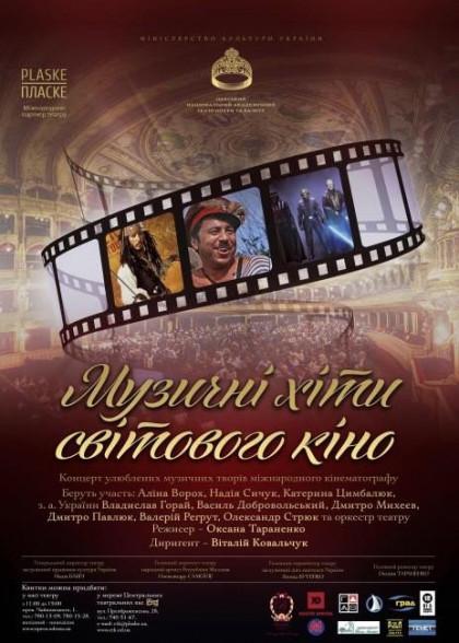 Музичні хіти світового кіно