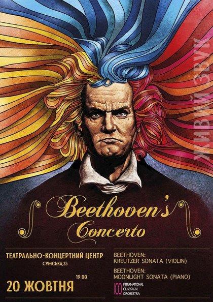 Beethoven`s Concerto