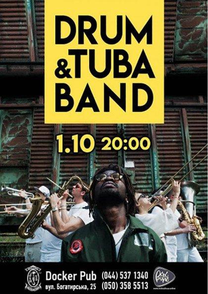 Drum and Tuba band