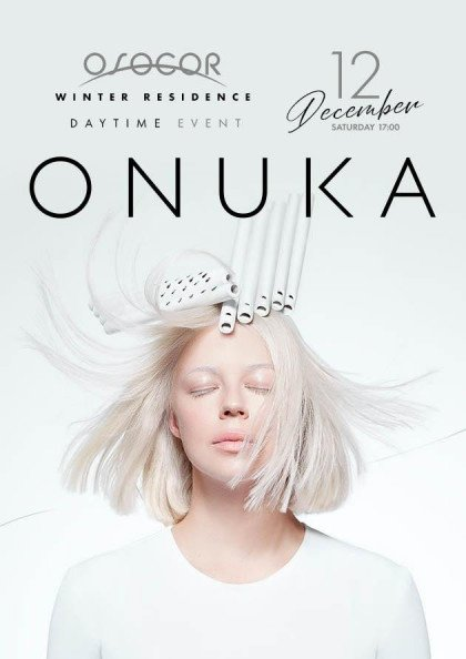 ONUKA at Osocor Winter Residence | Day Time Event