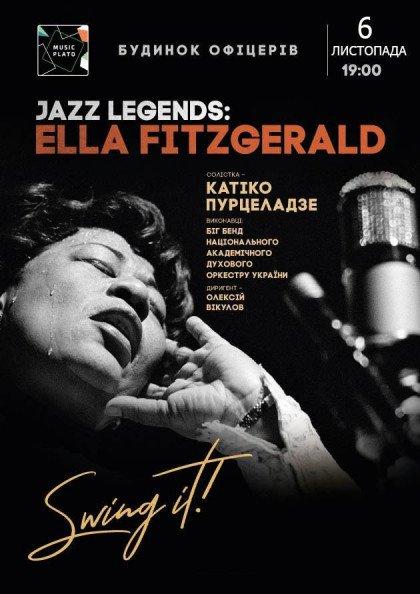 Jazz Legends: Ella Fitzgerald