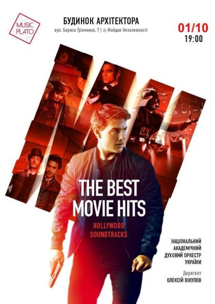 The best Movie Hits