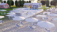 Пляжный комплекс SANDALI