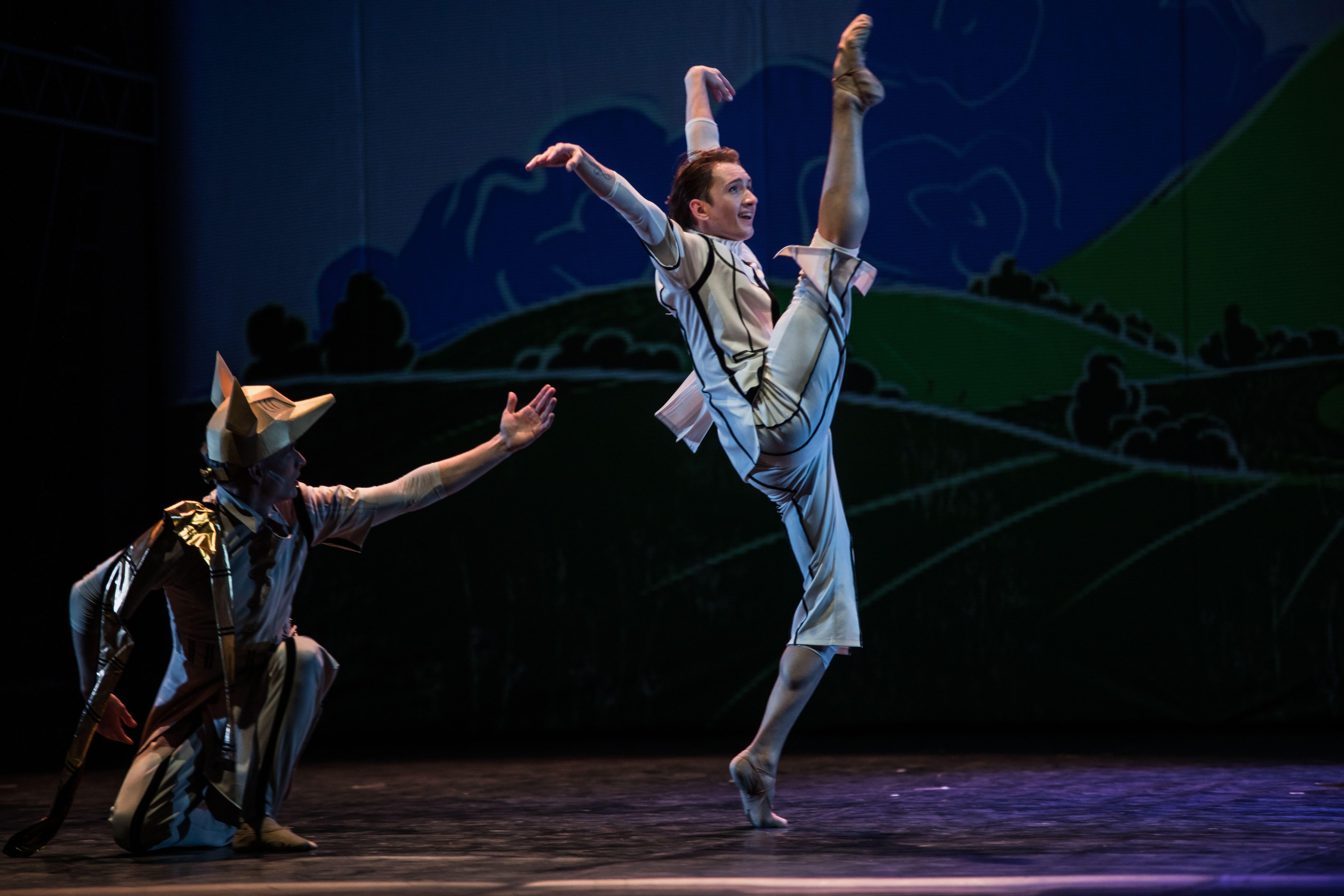 ТЕАТР Kyiv Modern Ballet. Маленький принц. Pаду Поклитару-4