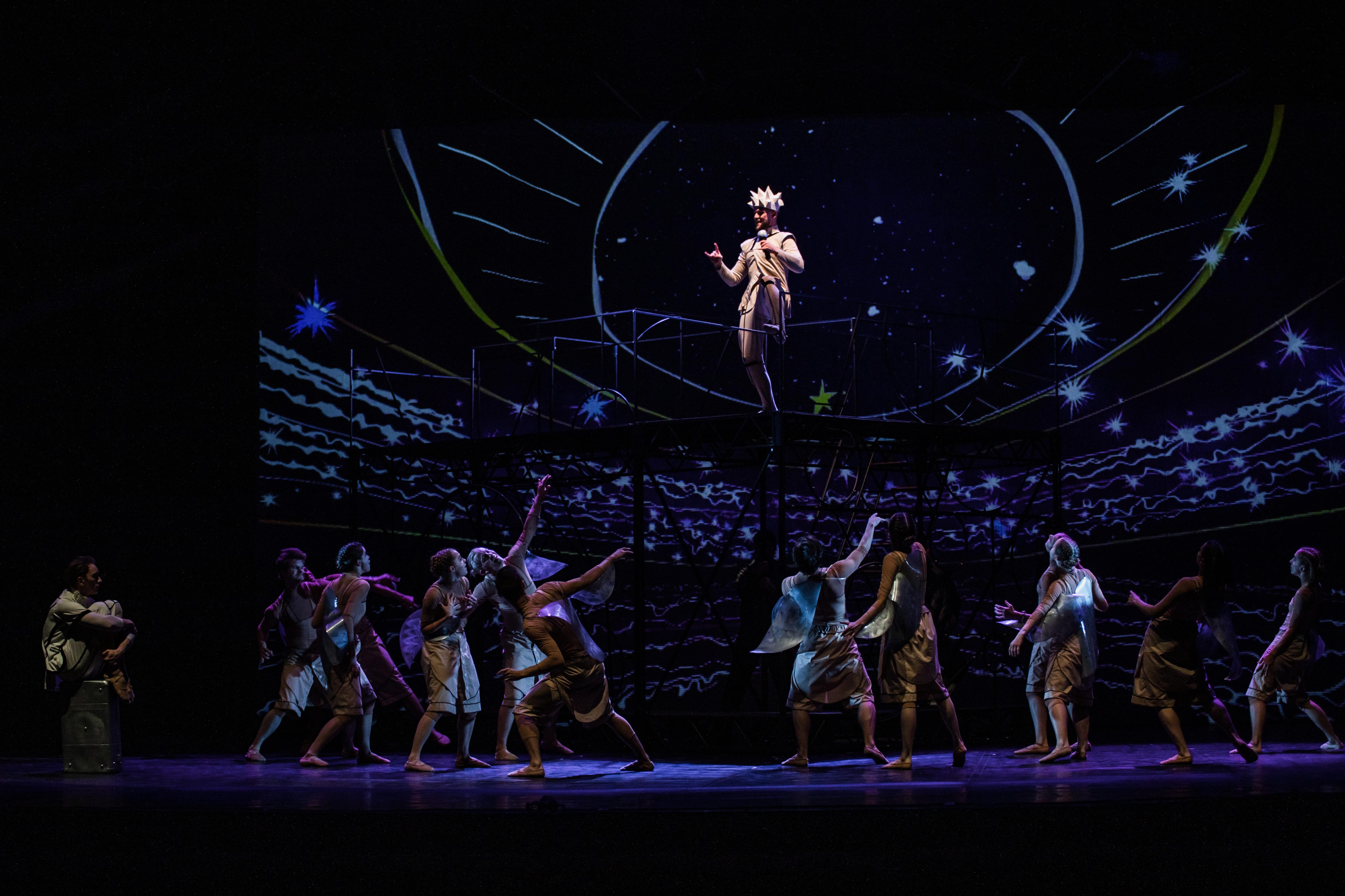 ТЕАТР Kyiv Modern Ballet. Маленький принц. Pаду Поклитару-3