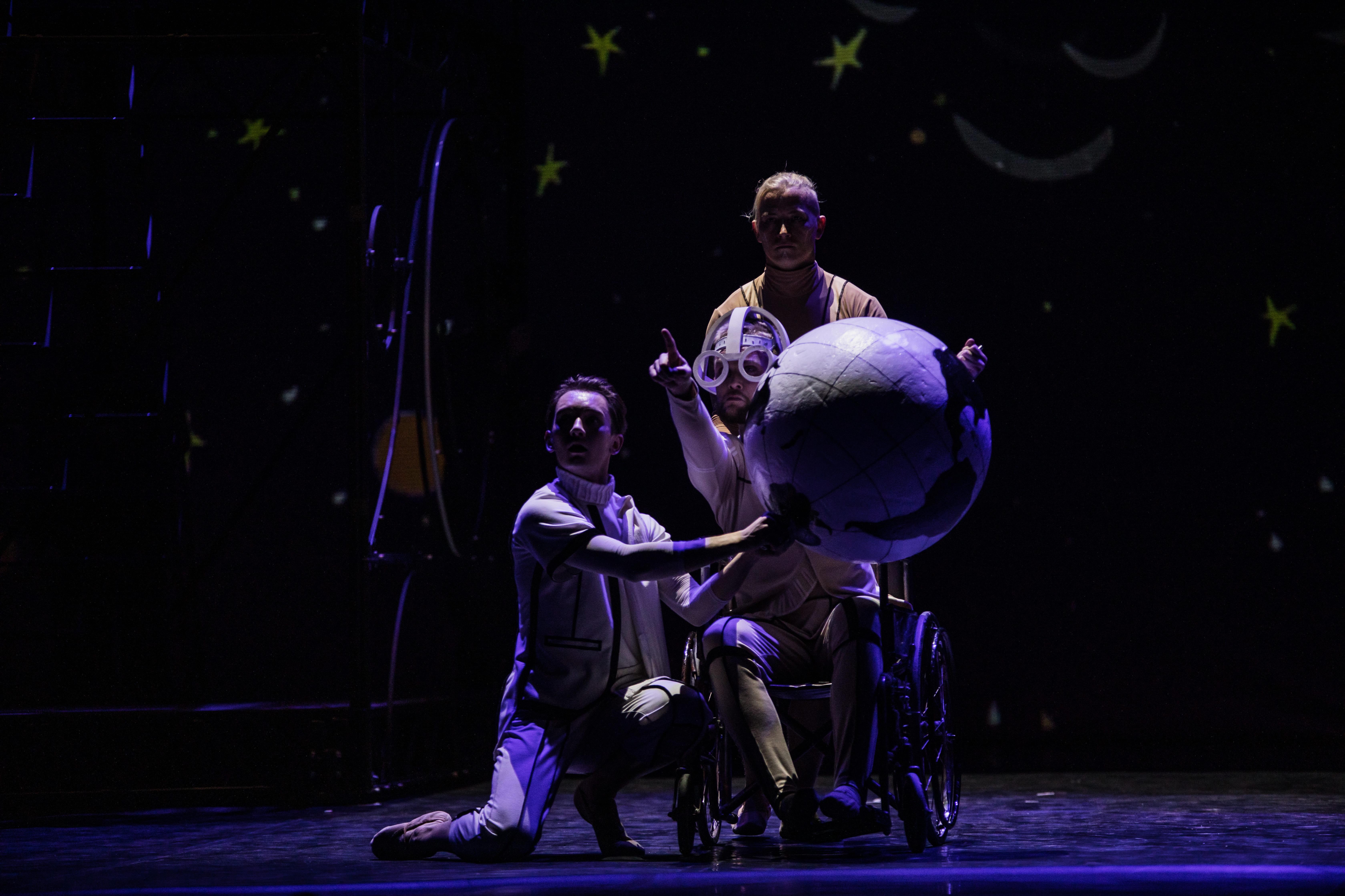 ТЕАТР Kyiv Modern Ballet. Маленький принц. Pаду Поклитару-2