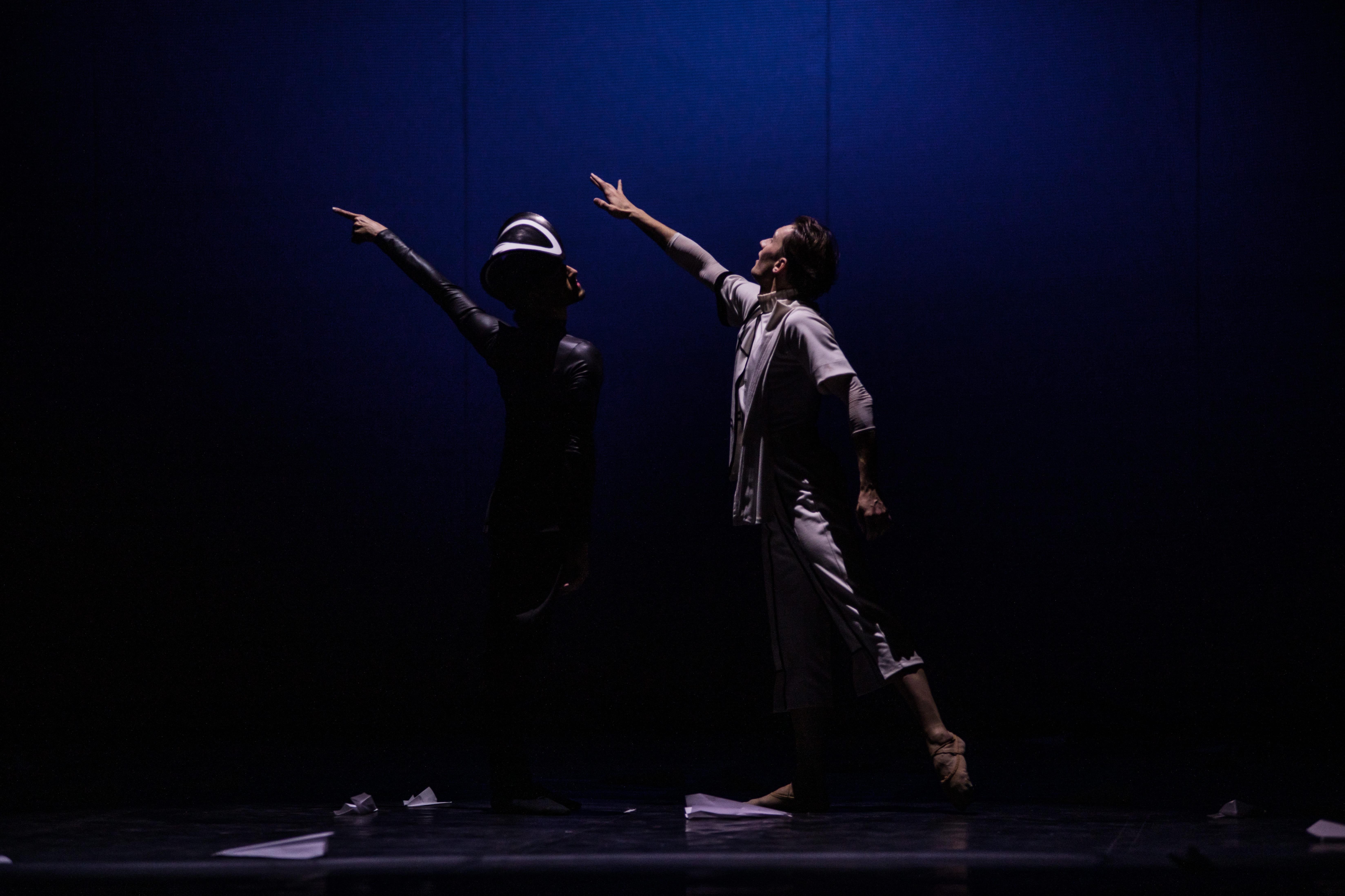 ТЕАТР Kyiv Modern Ballet. Маленький принц. Pаду Поклитару-1
