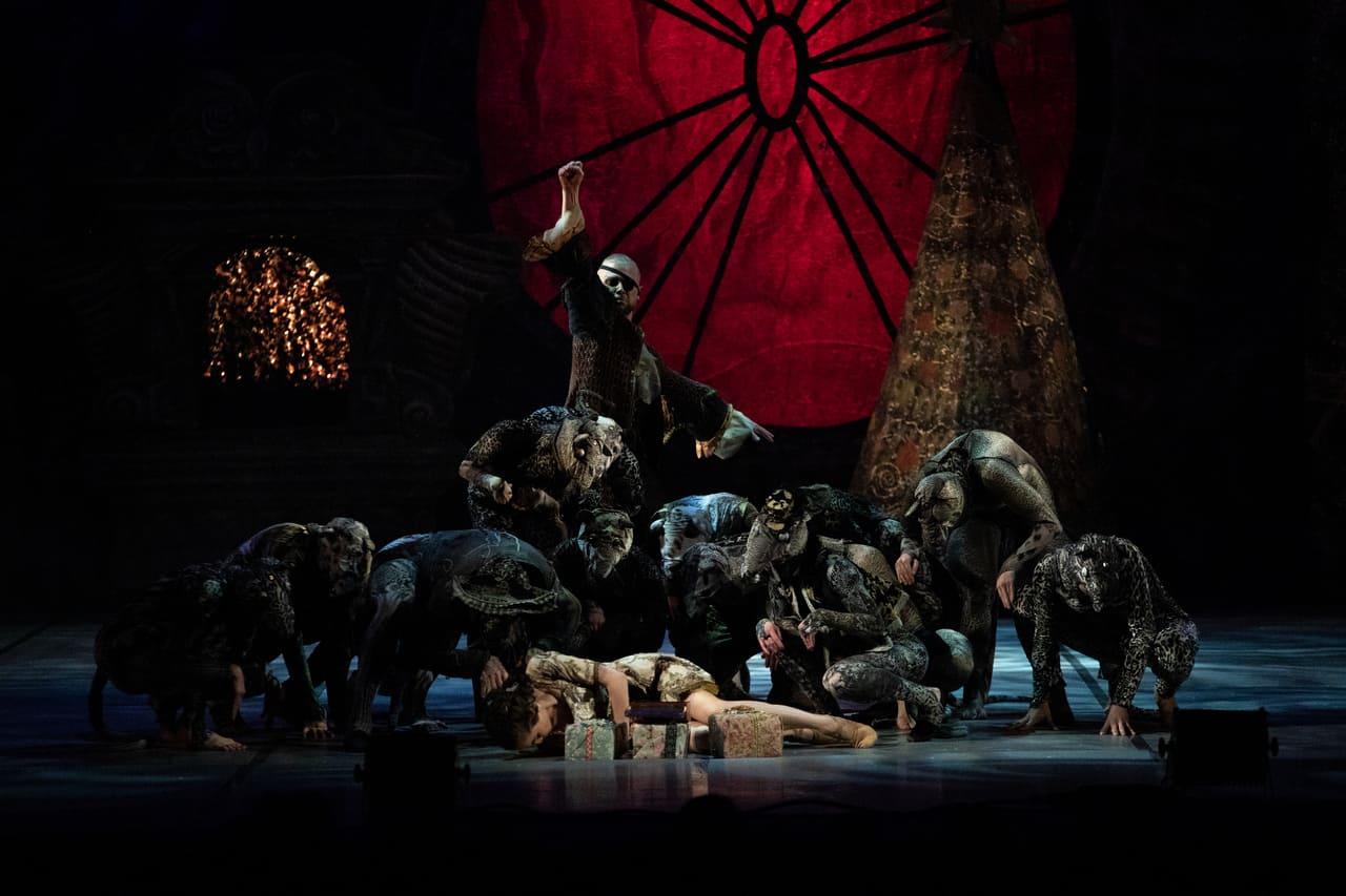 ТЕАТР Kyiv Modern Ballet. Щелкунчик. Раду Поклитару-8