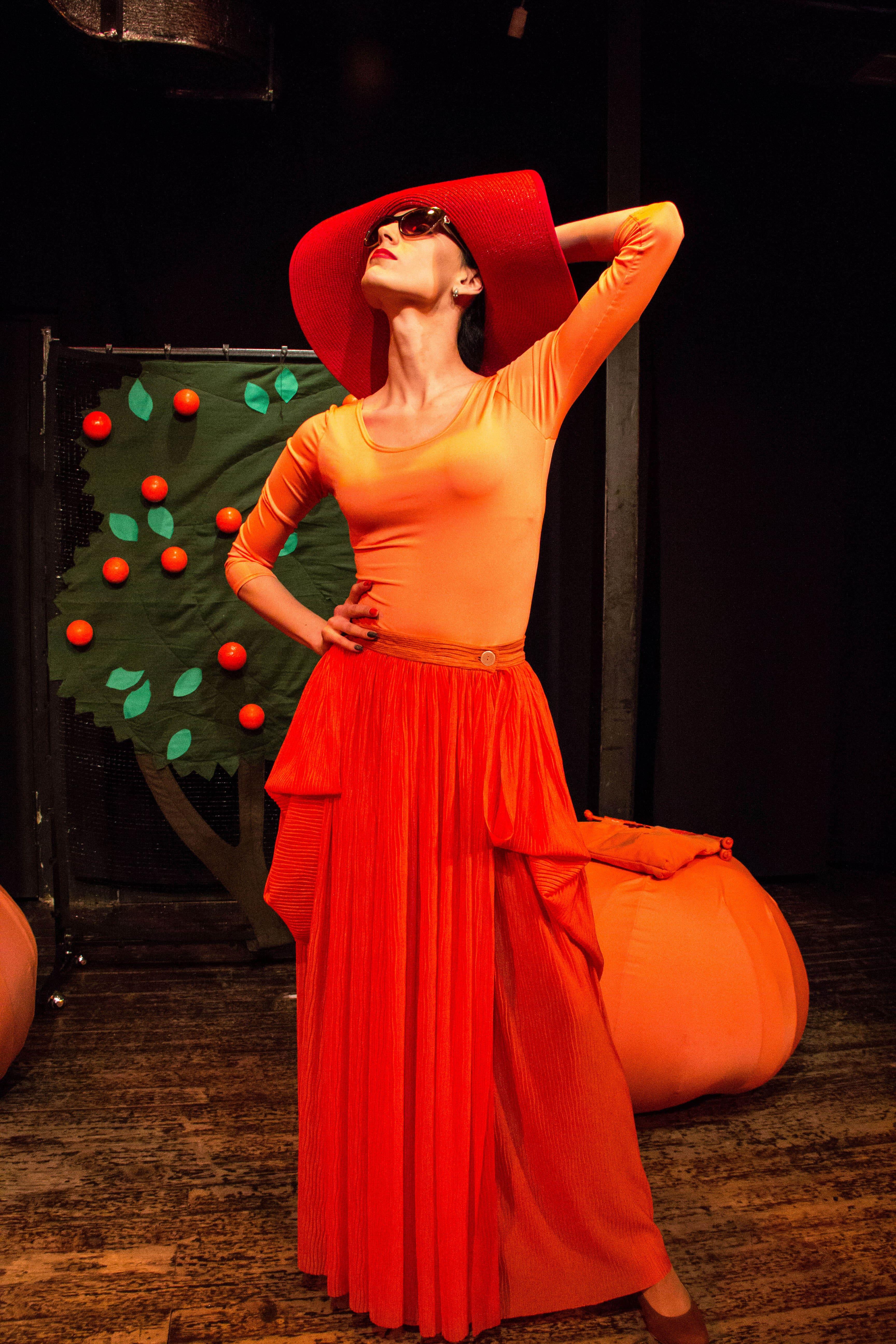 ТЕАТР Апельсинная любовь-2