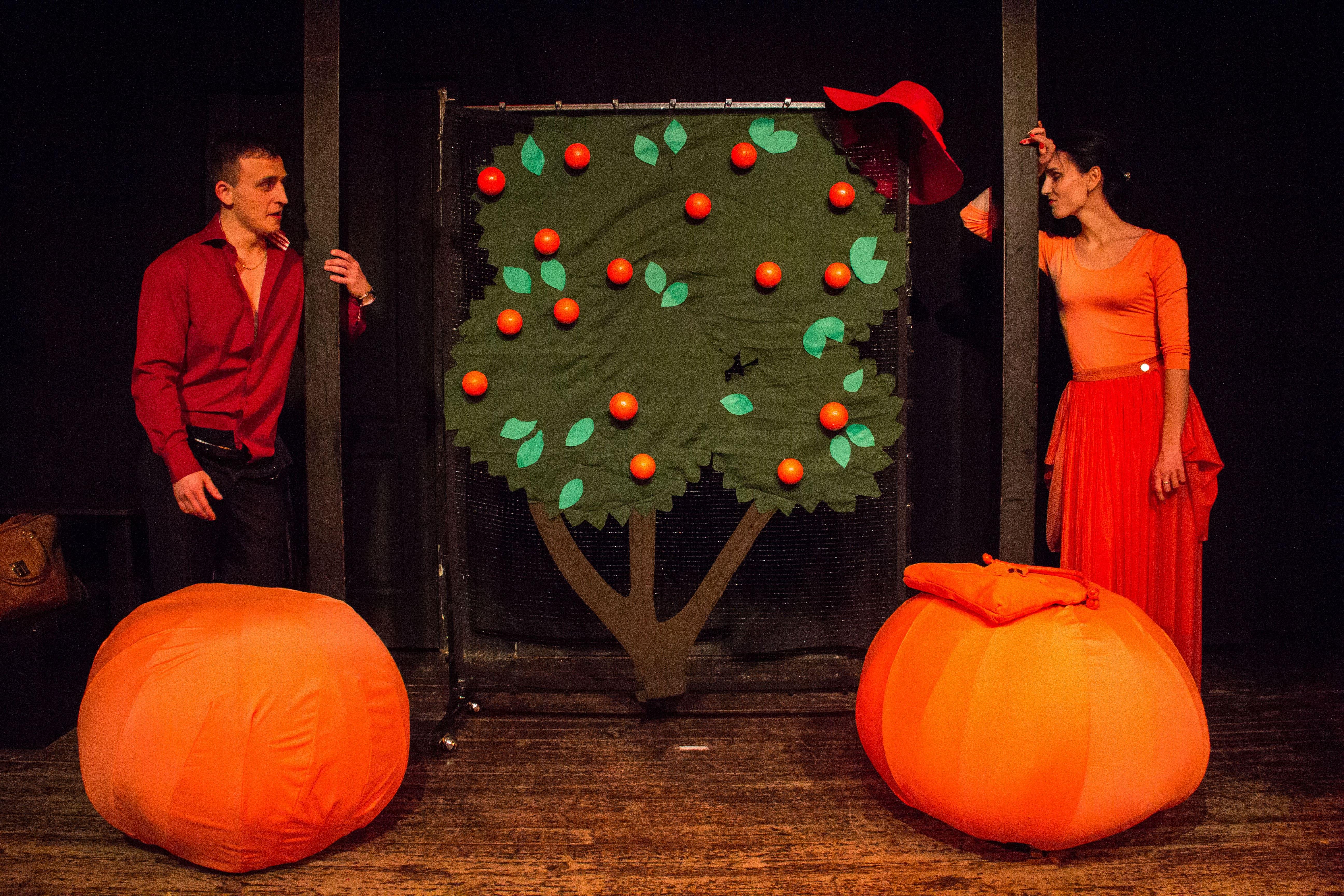 ТЕАТР Апельсинная любовь-3