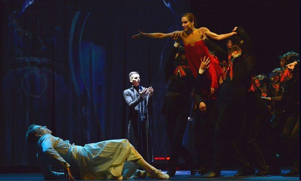 ТЕАТР Kyiv Modern Ballet. Вий. Раду Поклитару-8
