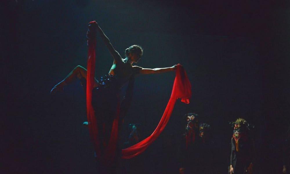ТЕАТР Kyiv Modern Ballet. Вий. Раду Поклитару-1