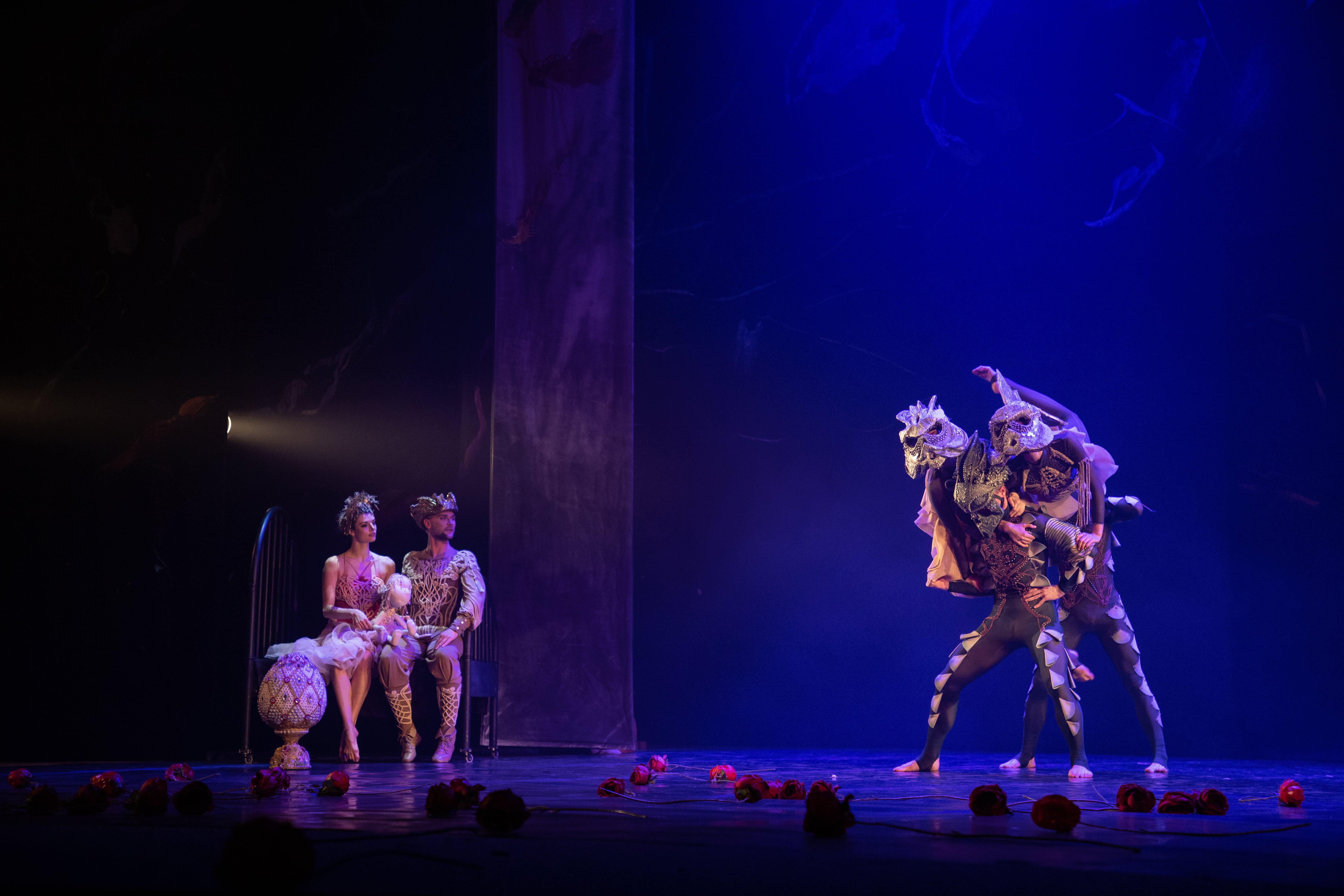 ТЕАТР Kyiv Modern Ballet. Спящая красавица. Раду Поклитару-4