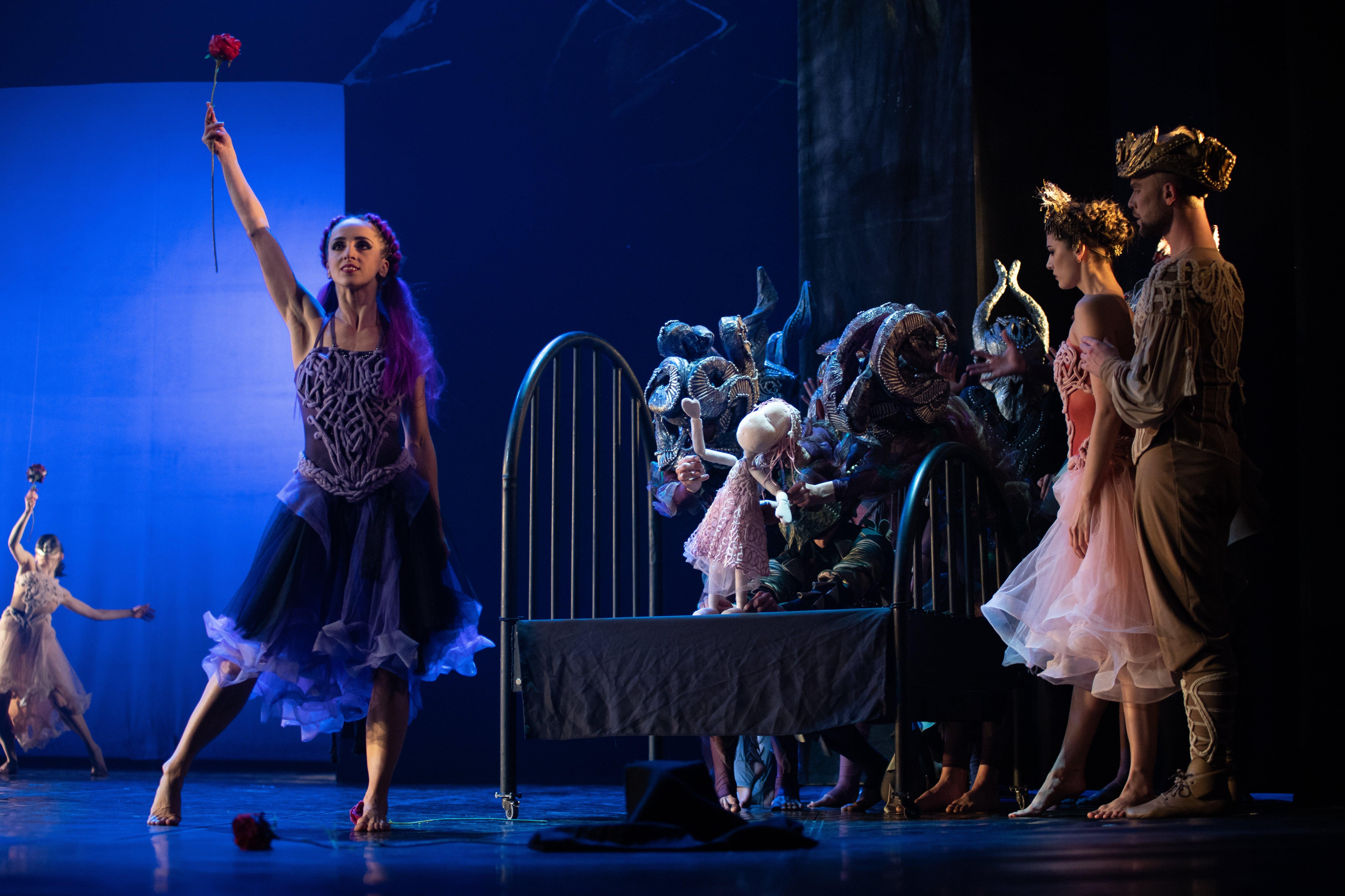 ТЕАТР Kyiv Modern Ballet. Спящая красавица. Раду Поклитару-2