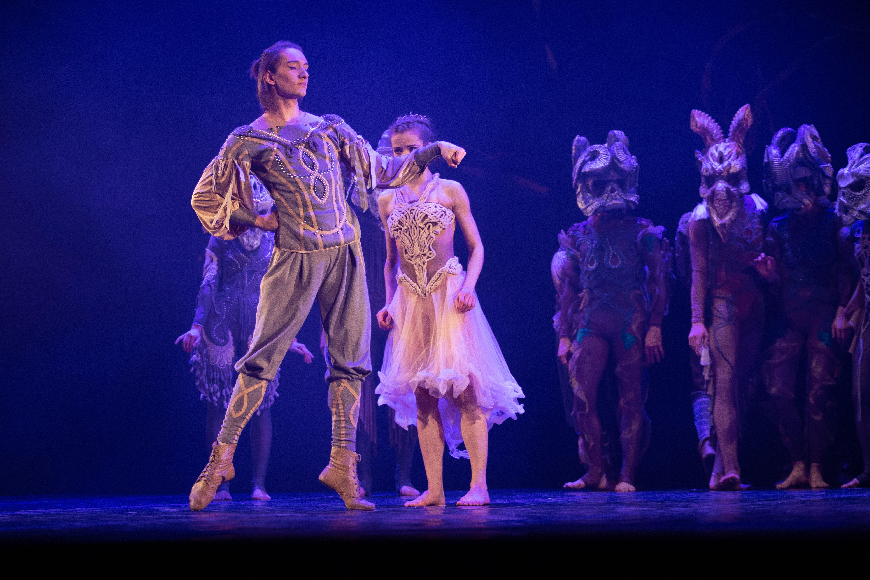 ТЕАТР Kyiv Modern Ballet. Спящая красавица. Раду Поклитару-1
