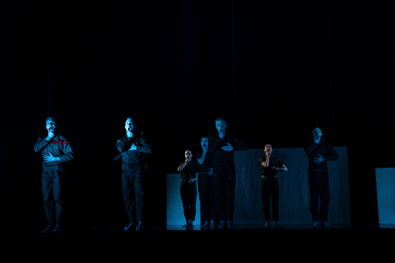 ТЕАТР Kyiv Modern Ballet. Ближе, чем любовь, 1984. Другая-4