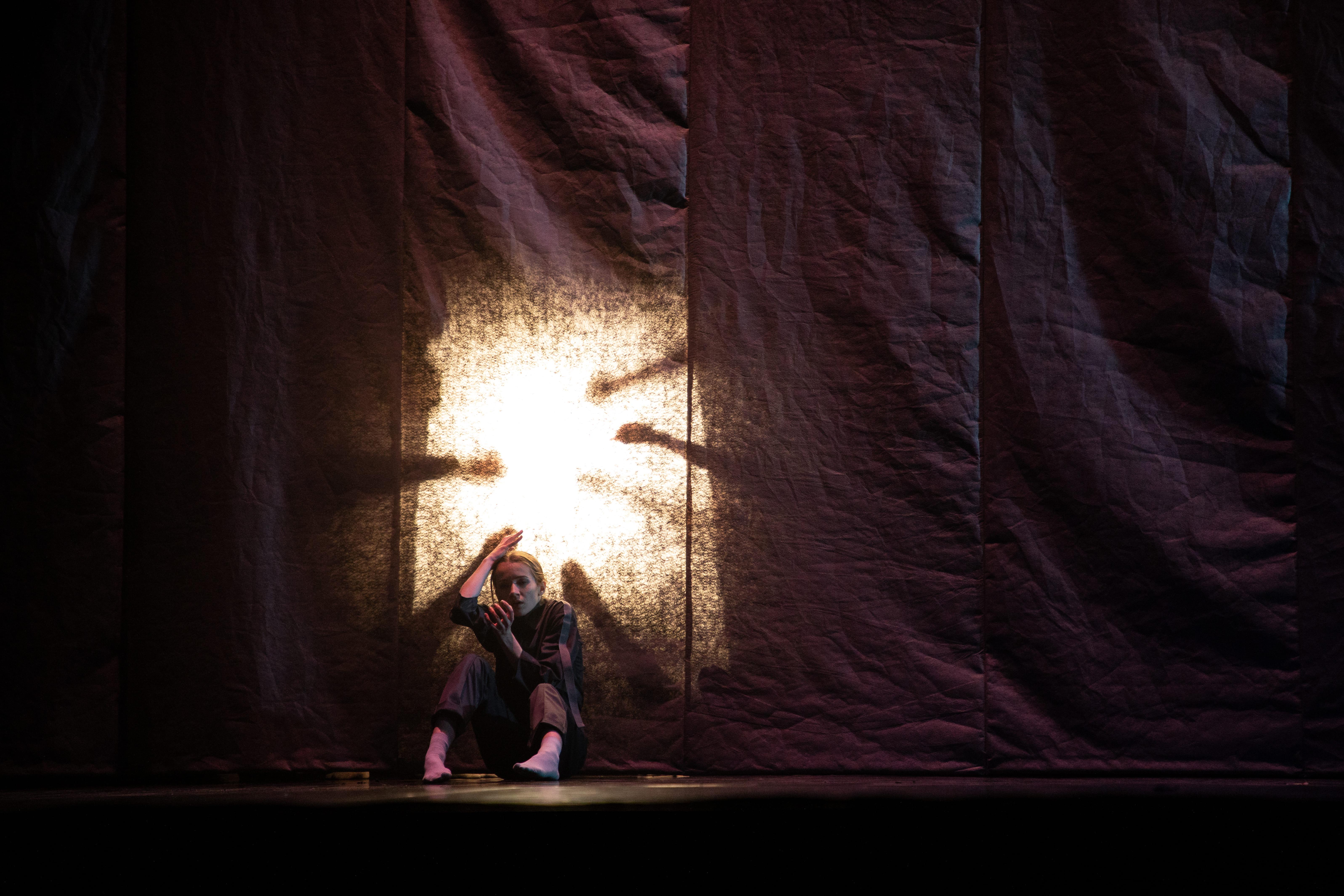 ТЕАТР Kyiv Modern Ballet. Ближе, чем любовь, 1984. Другая-3