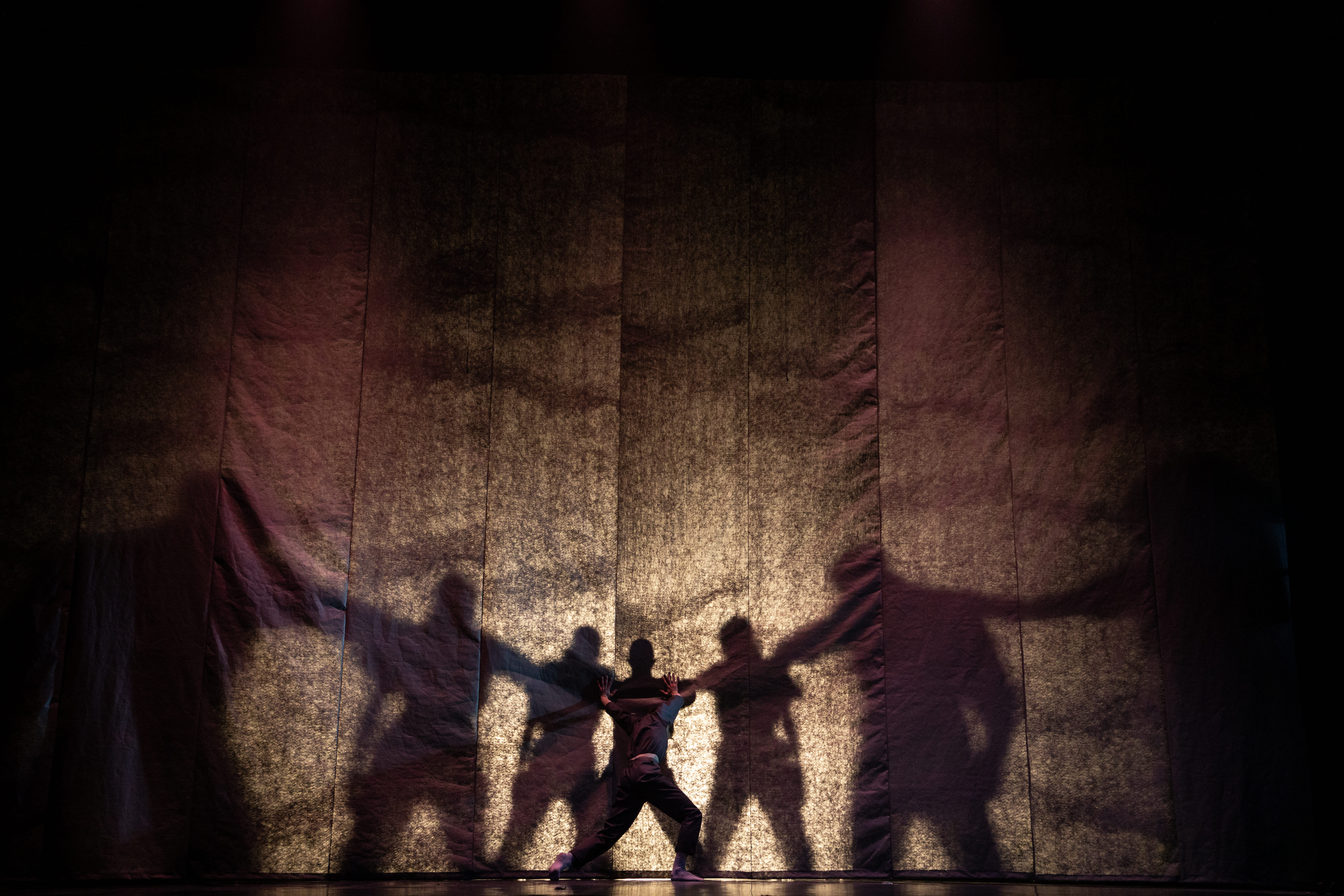 ТЕАТР Kyiv Modern Ballet. Ближе, чем любовь, 1984. Другая-2