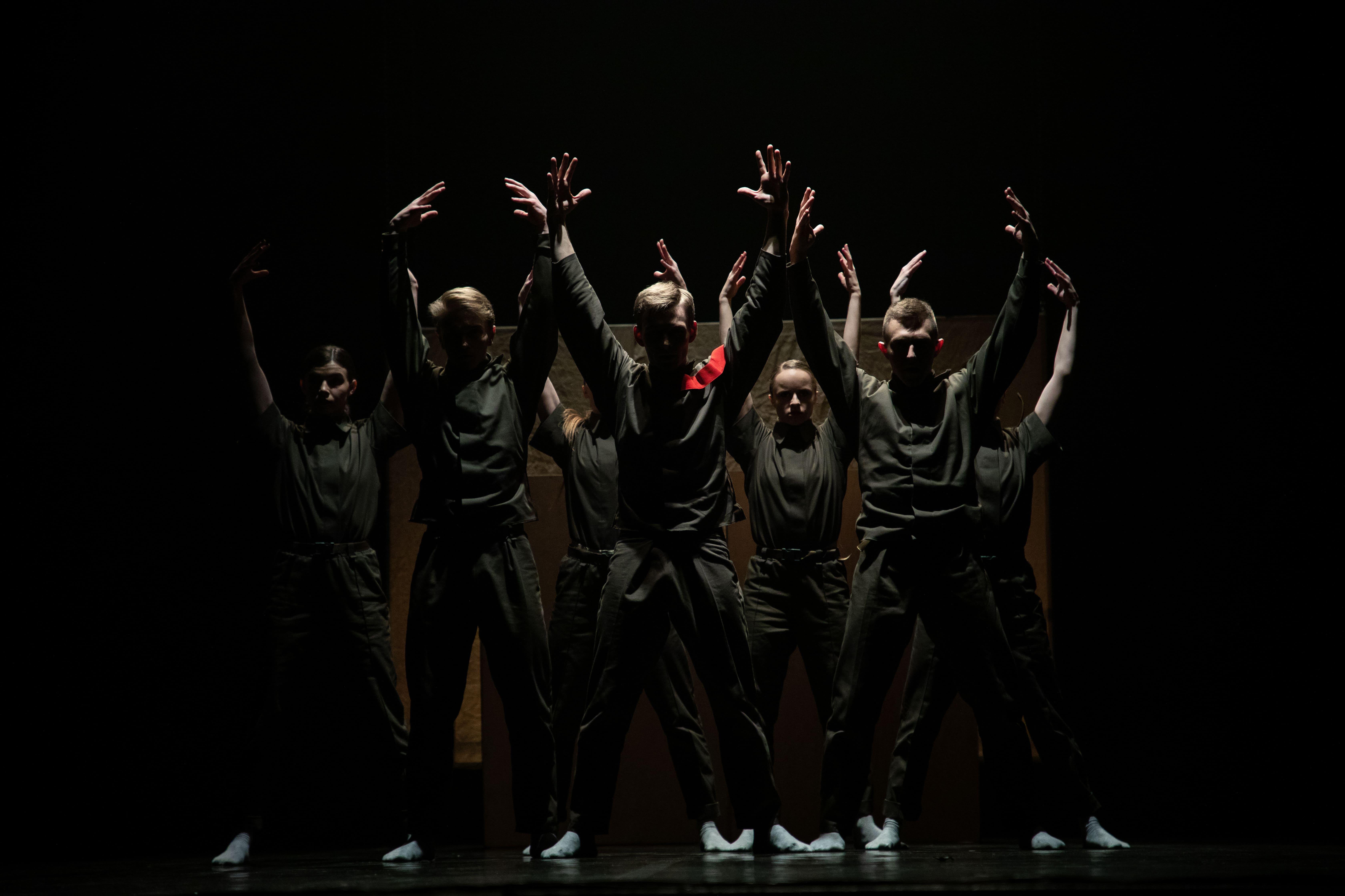 ТЕАТР Kyiv Modern Ballet. Ближе, чем любовь, 1984. Другая-1
