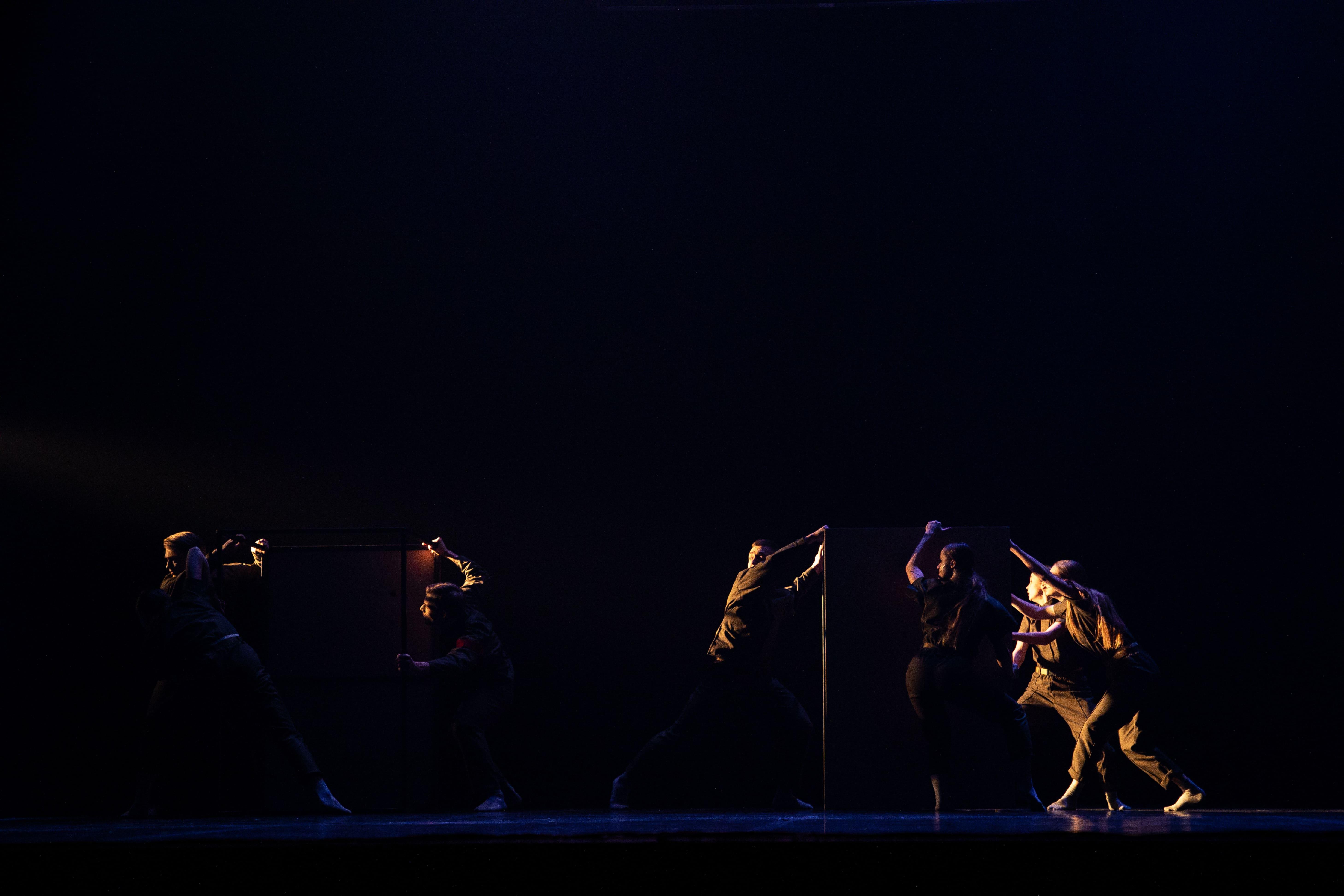 ТЕАТР Kyiv Modern Ballet. Ближе, чем любовь, 1984. Другая-7