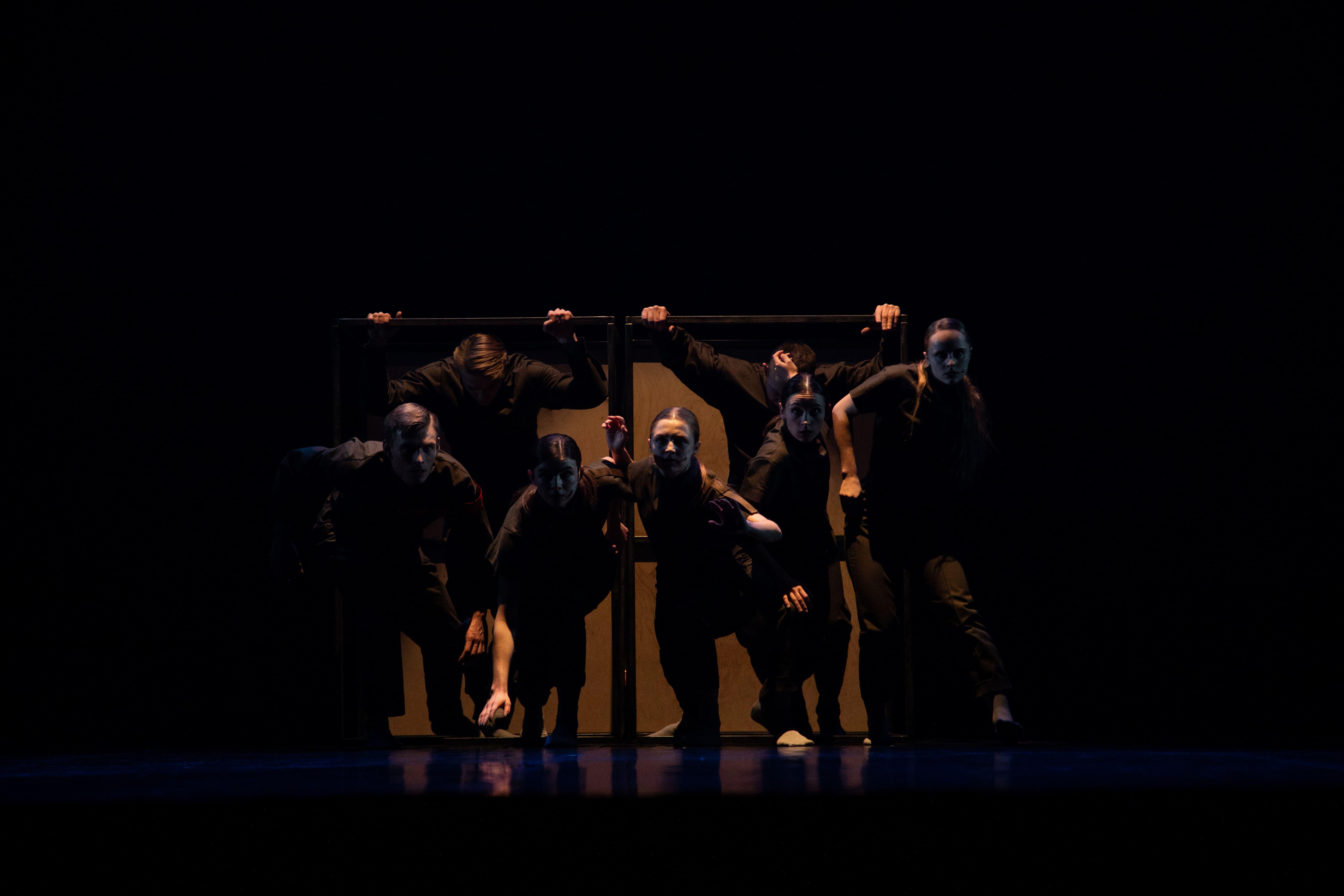 ТЕАТР Kyiv Modern Ballet. Ближе, чем любовь, 1984. Другая-6