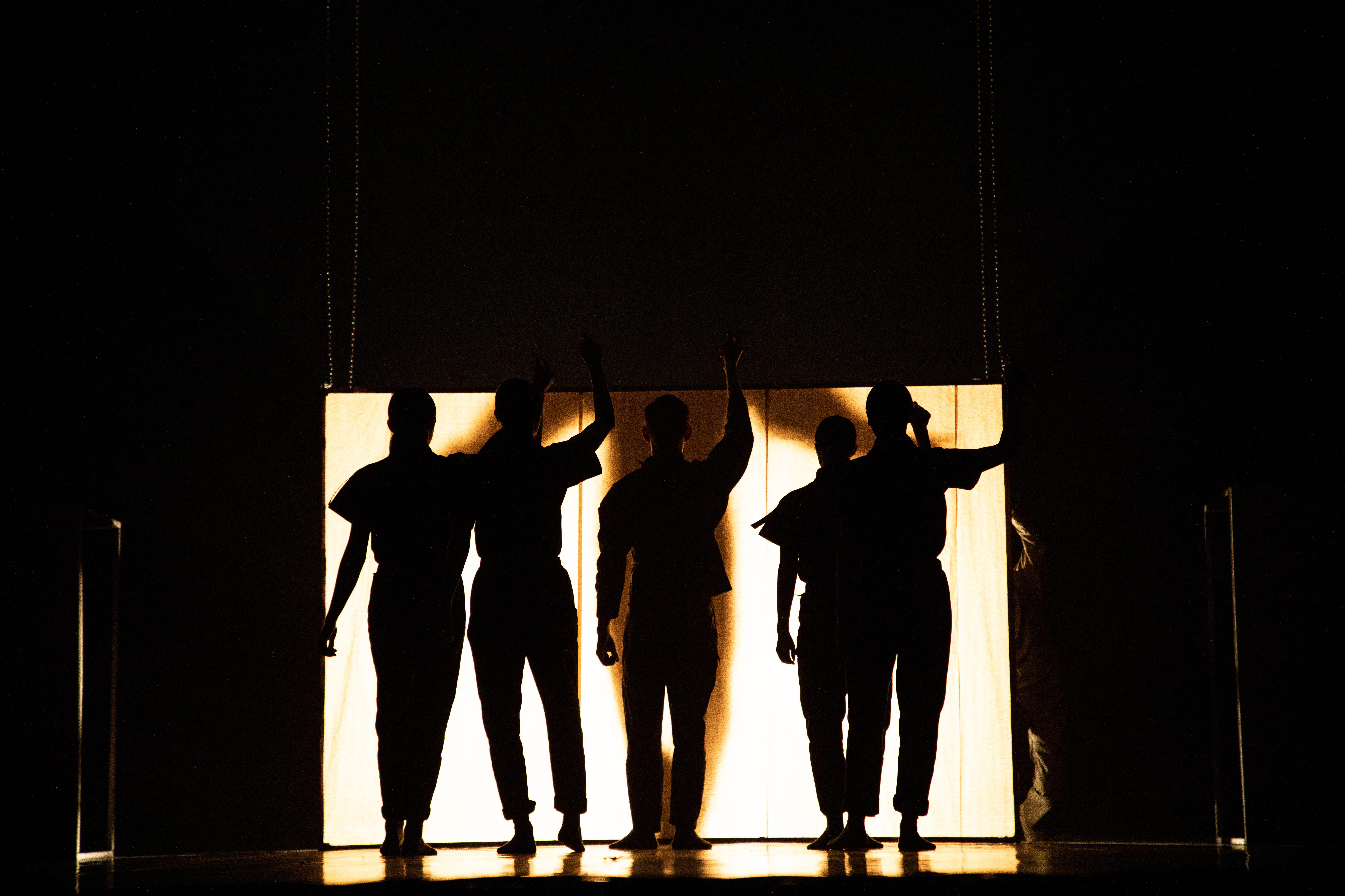 ТЕАТР Kyiv Modern Ballet. Ближе, чем любовь, 1984. Другая-5