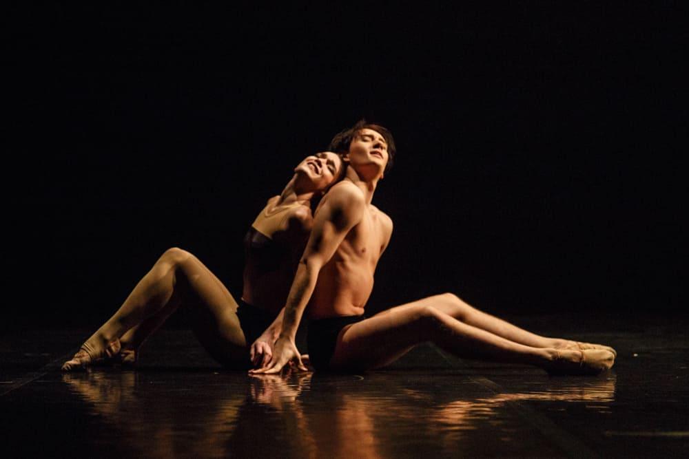 ТЕАТР Kyiv Modern Ballet. Ближе, чем любовь, 1984. Другая-9