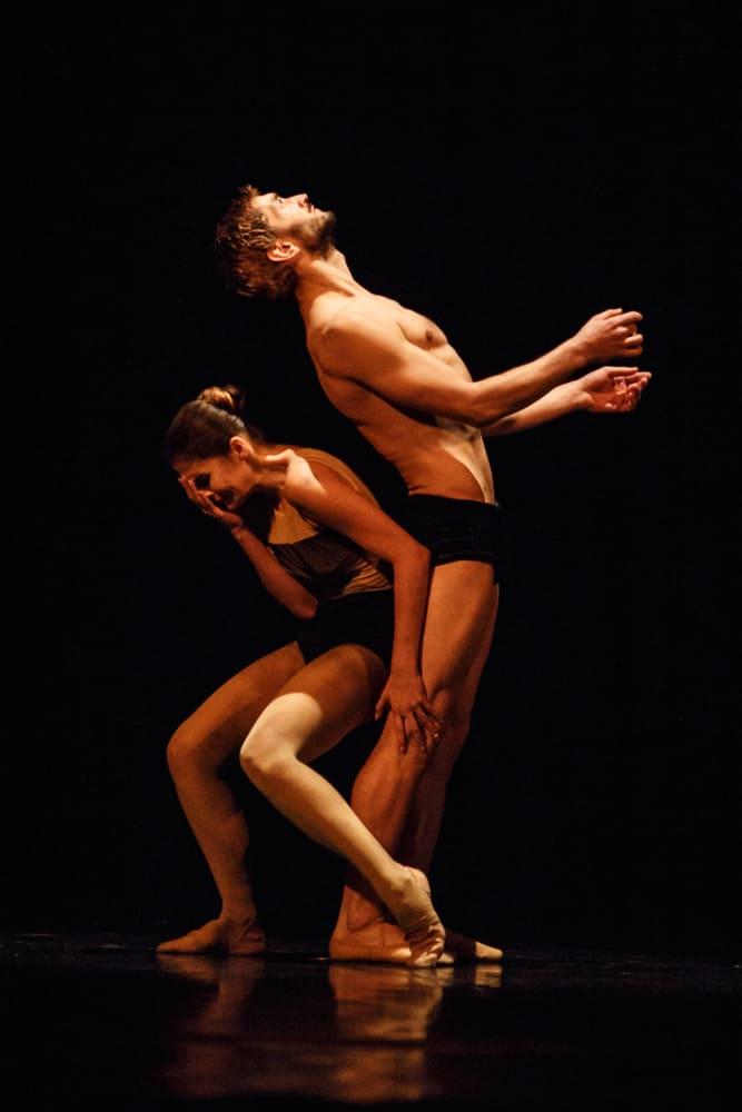 ТЕАТР Kyiv Modern Ballet. Ближе, чем любовь, 1984. Другая-10