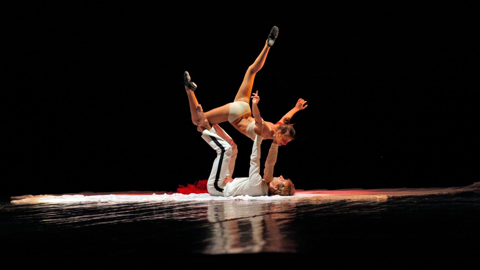 ТЕАТР Kyiv Modern Ballet. Ближе, чем любовь, 1984. Другая-11
