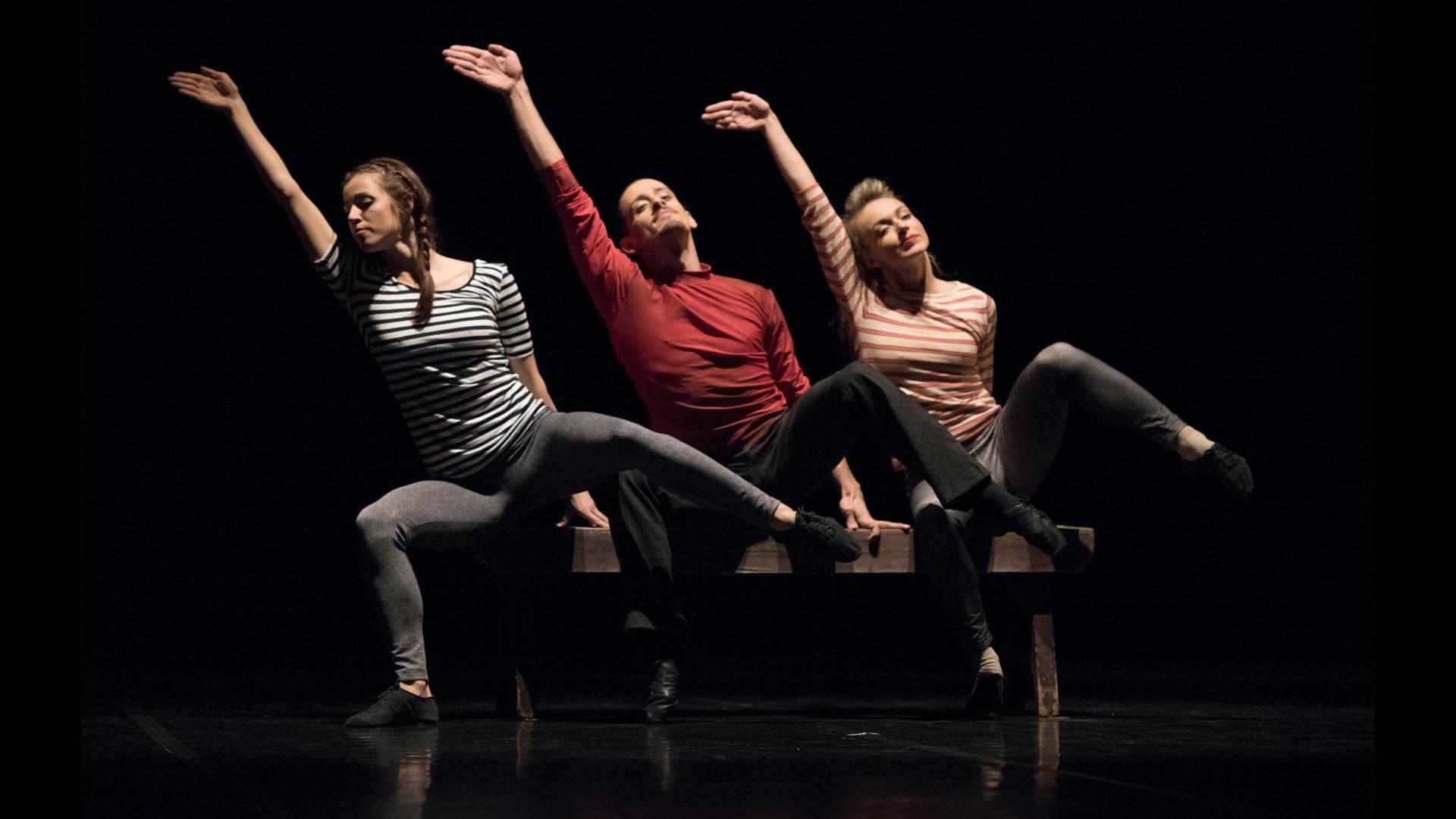 ТЕАТР Kyiv Modern Ballet. Ближе, чем любовь, 1984. Другая-12