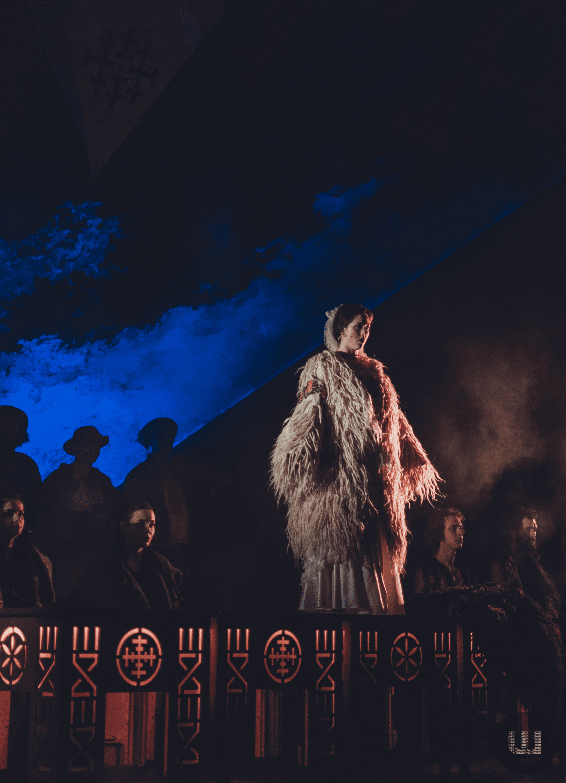 THEATRE Гуцулка Ксеня-2