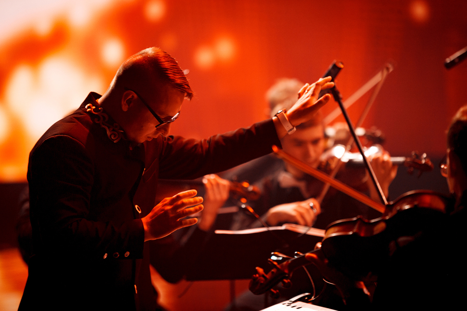 CONCERTS Оркестрове шоу Cinematic Symphony – саундтреки з відео-артом у просторі ARTAREA-2